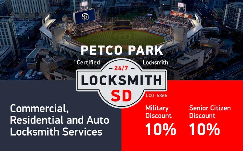Petco Park Locksmith Services in San Diego