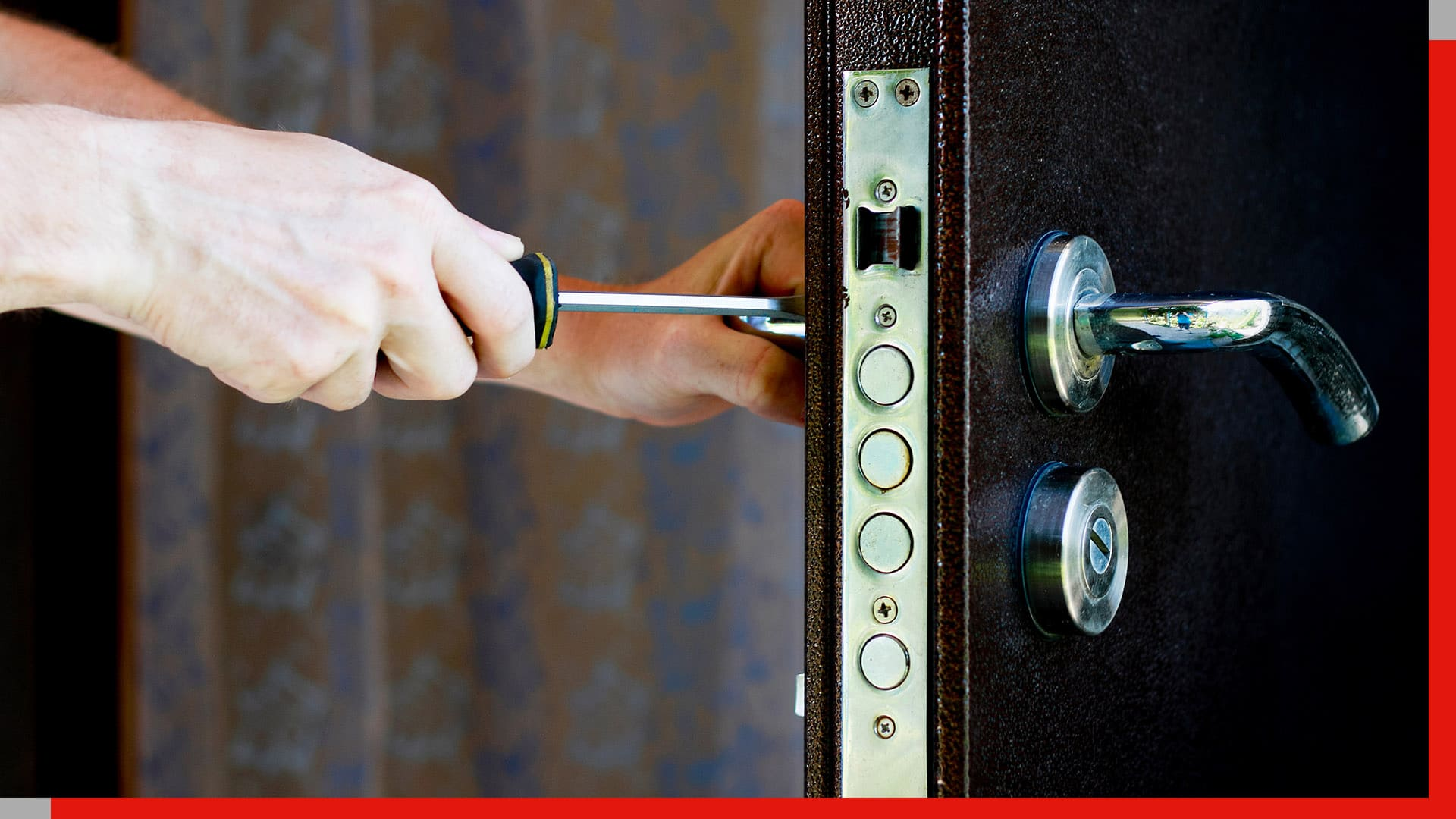 Residential Lock Installation Locksmith Services in San Diego County