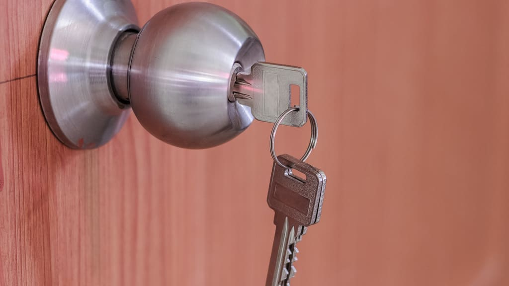 Selecting And Installing A Door Lock